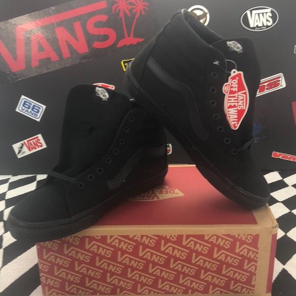 Vans Shoes | Sk8 Hi Ks Kitchen Navy